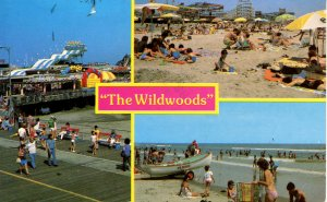 NJ - The Wildwoods, Multi-View