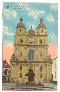 Eglise Abbatiale, Saint-Hubert (Moselle), France, 1900-1910s
