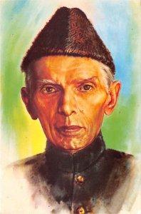 Mohammad Ali Jinnah Founder of Pakistan Pakistan Unused