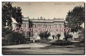 Postcard Menton Old Town Hotel