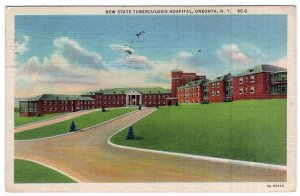 Oneonta, N.Y., New State Tuberculosis Hospital
