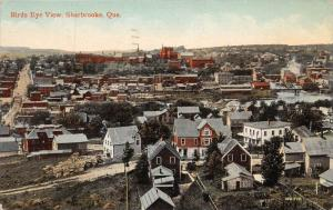 Aerial View of Sherbrooke, Quebec