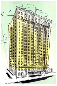 New York  City .  Hotel Woodstock