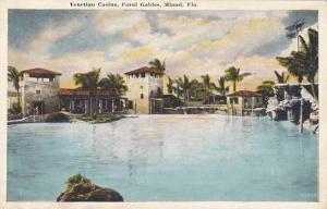 Florida Miami Venetian Casino Coral Gables