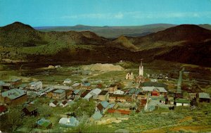 Nevada Virginia City The Famous Comstock Lode