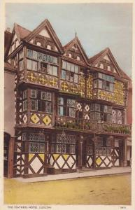The Feathers Hotel, Ludlow, Shropshire, England, United Kingdom, 10-20s