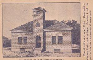 CHASEBURG , Wisconsin, PU-1911 ; Chaseburg Graded School Building