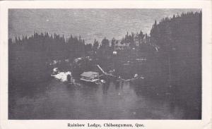 Rainbow Lodge , Chibougamau , Quebec , Canada , 50-60s