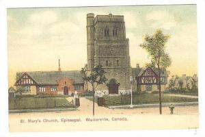 St. Mary's Church, Episcopal, Walkerville, Canada, 1900-1910s