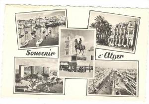 RP; AGER , 30-40s 5-view postcard