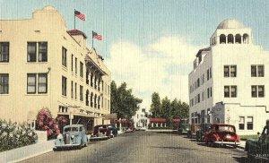 Vintage Santo Spring, Safety Harbor, Fla. Postcard P131
