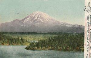 MT. RAINIER, Washington, 1907