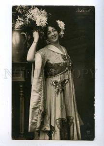 193894 Belle SAHARET Australian Can-Can DANCER Vintage PHOTO