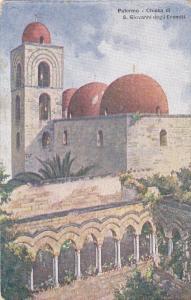 PALERMO, Sicilia, Italy, 1900-1910's; Chiesa Di S. Giovanni Degli Eremiti