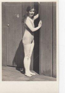 RP: Sennett Bathing Beauties , Pin-up Girl , 1910-20s ; #4