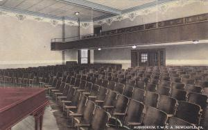 Auditorium, Y. M. C. A., NEWCASTLE, Pennsylvania, 00-10s