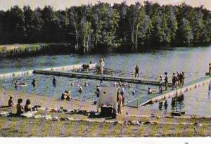 Wisconsin Irma Swimming Area Camp Birch Trails 1981