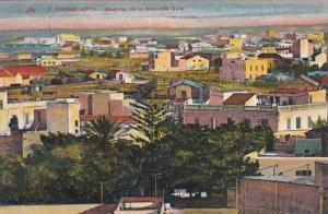 Morocco Casablanca Quartier de la Nouvelle Gare