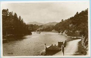 UK - Scotland, Loch Katrine    *RPPC