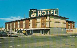 Canada Hotel Simon Fraser Penticton British Columbia
