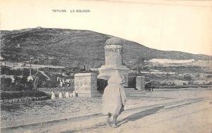 Maroc Morocco Tetouan Tetuan, La Aguada