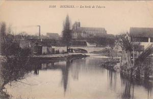 BOURGES, Les borde de l'Auron, Cher, France, 00-10s