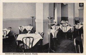 Florida Sanford Eddie's Restaurant Interior sk392