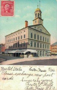 USA Faneuil Hall Boston Massachusetts 06.48