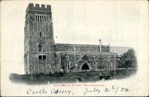 CE3351 earl barton church wellingborough Northamptonshire  england  uk