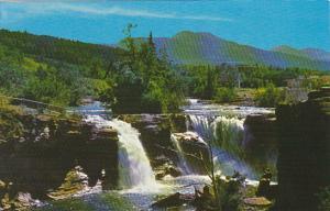 Lundbreck Falls Alberta Canada