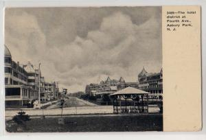 Hotel District, 4th Ave, Asbury Park NJ