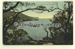 ft1325 - Australia - Sydney Heads from Clifton Garden - postcard