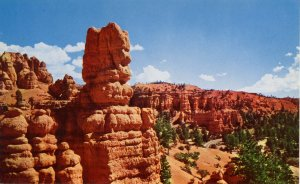 UT - Bryce Canyon, Highway, Red Canyon