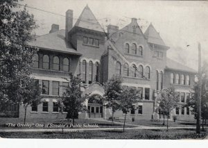 STREATOR , Illinois , 1909 ; The Greeley One of Streator's Public Schools