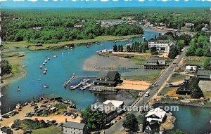 Kennebunk River Scene in Kennebunkport, Maine