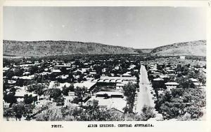 RPPC of Alice Springs, Central Australia
