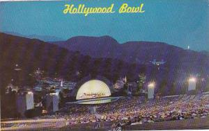 California Hollywood Hollywood Bowl 1966
