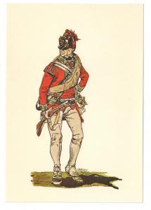 Light Infantry Sergeant British 5th Regiment of Foot