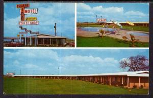 Perry's Coffee Shop,Tulare Inn Motel,Tulare,CA BIN