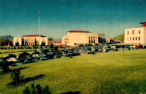 Texas El Paso Texas Western College