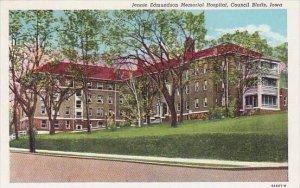 Iowa Council Bluffs Jennie Edmundson Memorial Hospital