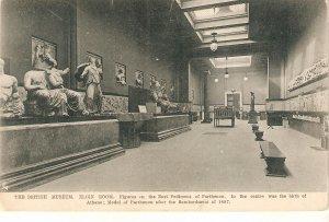 The British Museum. Elgin Room Tuck British Museum Ser. PC # 1287