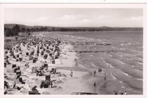 RP, Bathing Beach, Ein Sonniger Tag, Ostseebad Scharbeutz, Schleswig-Holstein...