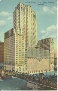 Chicago, Chicago Civic Opera Building