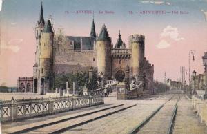 Le Steen, Anvers (Antwerpen), Belgium, 1900-1910s