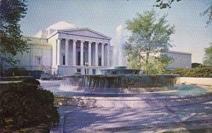 The Andrew W Mellon Memorial Fountain Washington D C