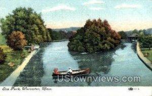 Elm Park - Worcester, Massachusetts MA