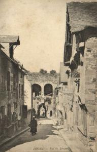 CPA DINAN - Rue du Jerzual (104316)