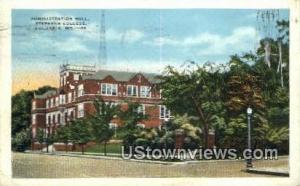 Admin Hall, Stephens College Columbia MO 1930