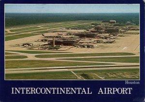 TX - Houston. Intercontinental Airport